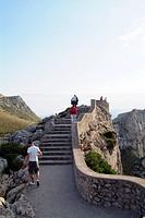 Cap Formentor, Mirador de Mal Pas, Majorca, Spain