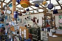 Flea Market Auer Dult, Munich, Bavaria, Germany