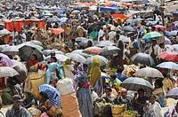 Weekly market. Mersa Village. Welo province. Ethiopia.