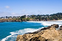 California´s picturesque Mendocino coast, California, United States of America, North America