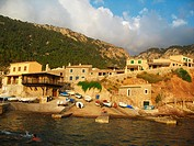 Port of Valldemossa, Majorca, Balearic Islands, Spain