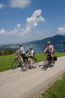 bike, summer, Gmunden, Austria