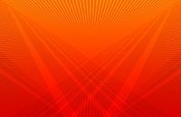 Futuristic Orange Background