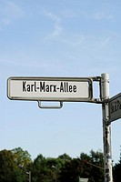 Berlin  Germany  Karl Marx Allee