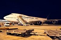 tradewinds airlines, aeroporto di milano malpensa, italia