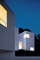 HOUSE IN MAJORCA, PALMA DE MAJORCA, SPAIN, Architect ALVARO SIZA, 2008