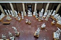 Museum fuer Abguesse Klassischer Bildwerke museum of casts of classical statues, Meiserstr. 10, Munich, Bavaria, Germany, Europe