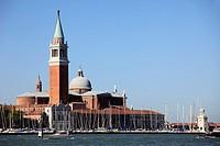 Italy, Venice, San Giorgio Maggiore church