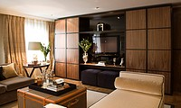 Cadogan Place London UK private apartment interior by Luigi Esposito CD Casa Forma, Unknown,Architect
