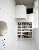 THE LANTERNS, BATTERSEA, LONDON, SW11, UK PRIVATE RESIDENCE CONVERTED FROM AN OLD SCHOOL BY ARCHITECTS MICHAELIS BOYD