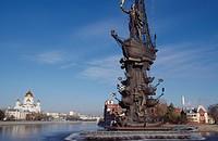 Marine monument, Russia