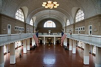 Ellis Island Immigration Museum, New York City, New York, USA