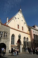 Guild Hall, Tallinn, Estonia, Europe