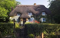 Thatched Cottage Wherwell Hampshire