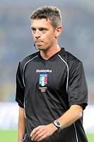 gianluca rocchi, campionato di calcio serie a 2009_2010