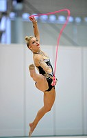 Annika Rejek, Germany, German RSG Rhythmic Gymnastics Championships, Frankfurt am Main, Hesse, Germany, Europe