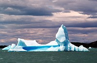 iceberg in the Perito Moreno National Park, Argentina