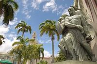 João Pessoa Square, Sculpture, João Pessoa, Paraíba, Brazil