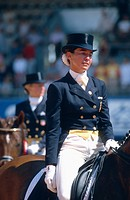 female dressage rider Beatrice Ferrer_Salat.