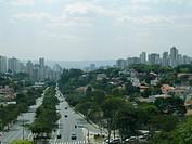 Sumaré Avenue, São Paulo, Brazil