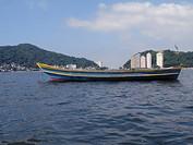 Boat, São Vicente, São Paulo, Brazil