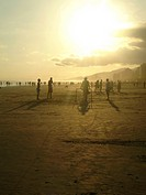 Sunset, Praia Grande, São Paulo, Brazil