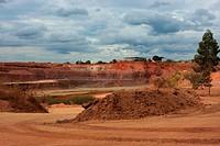 Excavation, Brazil