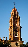 San Francisco Church Steeple, Bells, San Miguel de Allende, Mexico