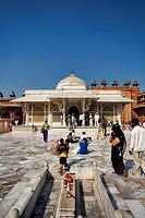 Fatehpur Sikri, Uttar Pradesh, North India, India, Asia
