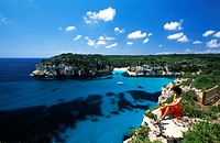 Cala Macarellata, Minorca, Balearic Islands, Spain