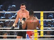 Vitali Witali KLITSCHKO vs. Juan Carlos GOMEZ, Super Heavyweight Boxing World Championship, WBC, Hanns-Martin-Schleyer-hall, Stuttgart, Baden-Wuerttem...