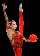 Vera SESINA, Sessina, Russia, Grand Prix of Rhythmic Gymnastics, Paris, France, Europe