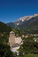 Landeck Castle, Tyrol, Austria, Europe