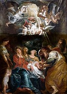 Circumcision of Christ by Peter Paul Rubens, 1577_1640