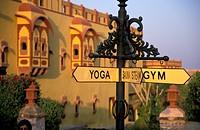 Khimsar Fort Palace Hotel, Jodhpur, Rajasthan, India