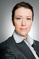 Portrait of a female businesswoman