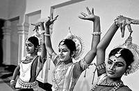 India,Orissa,Odissi dance