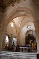 St. Mary Abbey, Santa Maria a Mare, Island of San Nicola, Tremiti, Gragano, Apulia, Italy, Europe