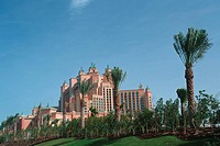 Hotel Atlantis, Palm Jumeirah, Dubai, United Arab Emirates