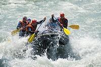 Canyoning _ Rafting