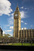 Big Ben is the clock tower of the Palace of Westminster, it houses the worlds largest four faced chiming clock, in the second largest free standing cl...