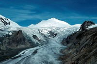 Glacier at the Grossglockner, Austria, Alps, Hohe Tauern