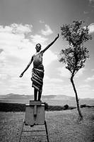 ethiopia, karo tribe