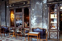 Italy, Venice, Cafe Florian at San Marco Square