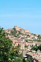 village Deja, Spain, Balearen, Deja