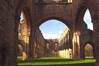 Buildwas Abbey Shropshire England United Kingdom UK Great Britain GB British Isles Europe EU