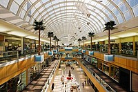 Interiors of a shopping mall, Galleria Dallas, Dallas, Texas, USA