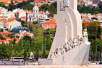 seafarer_memorial, Portugal, Lisbon