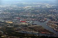 harbor Gdansk, Poland, Gdansk