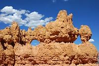 Bryce Canyon, Hoodoos, Thor´s Hammer, USA, Utah